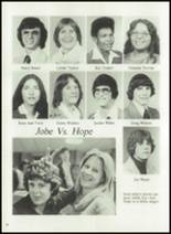 1979 Brownfield High School Yearbook Page 64 & 65