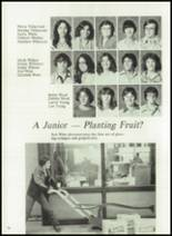 1979 Brownfield High School Yearbook Page 80 & 81