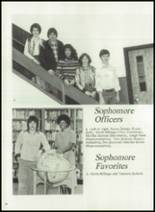 1979 Brownfield High School Yearbook Page 82 & 83