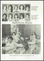 1979 Brownfield High School Yearbook Page 84 & 85