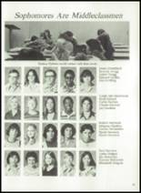 1979 Brownfield High School Yearbook Page 86 & 87