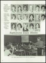 1979 Brownfield High School Yearbook Page 88 & 89