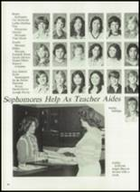 1979 Brownfield High School Yearbook Page 90 & 91