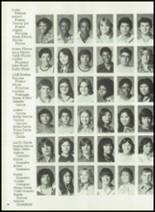 1979 Brownfield High School Yearbook Page 98 & 99