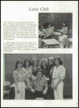 1979 Brownfield High School Yearbook Page 126 & 127