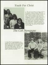 1979 Brownfield High School Yearbook Page 128 & 129