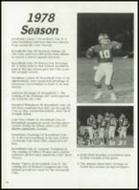 1979 Brownfield High School Yearbook Page 136 & 137