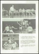 1979 Brownfield High School Yearbook Page 154 & 155