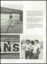 1979 Brownfield High School Yearbook Page 160 & 161