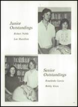1979 Brownfield High School Yearbook Page 182 & 183