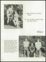 1979 Brownfield High School Yearbook Page 184 & 185