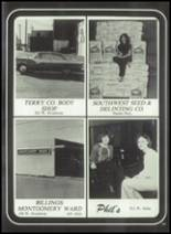 1979 Brownfield High School Yearbook Page 202 & 203