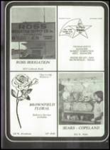 1979 Brownfield High School Yearbook Page 220 & 221