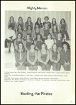 1977 Eula High School Yearbook Page 20 & 21