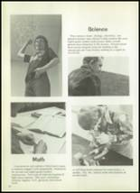 1977 Eula High School Yearbook Page 24 & 25