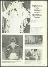 1977 Eula High School Yearbook Page 28 & 29