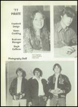1977 Eula High School Yearbook Page 32 & 33