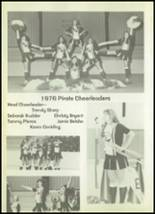 1977 Eula High School Yearbook Page 38 & 39
