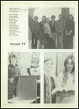 1977 Eula High School Yearbook Page 40 & 41