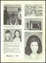 1977 Eula High School Yearbook Page 42 & 43