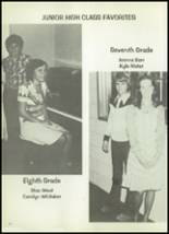 1977 Eula High School Yearbook Page 56 & 57