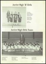 1977 Eula High School Yearbook Page 66 & 67