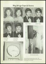 1977 Eula High School Yearbook Page 88 & 89