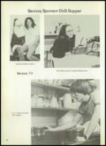 1977 Eula High School Yearbook Page 90 & 91