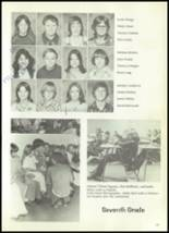 1977 Eula High School Yearbook Page 104 & 105