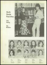 1977 Eula High School Yearbook Page 110 & 111