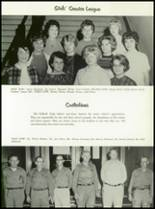 1963 Dekalb High School Yearbook Page 18 & 19