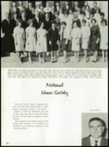 1963 Dekalb High School Yearbook Page 24 & 25
