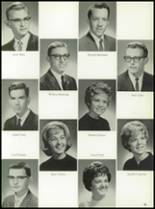 1963 Dekalb High School Yearbook Page 28 & 29