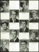 1963 Dekalb High School Yearbook Page 34 & 35
