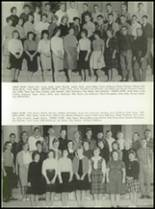 1963 Dekalb High School Yearbook Page 54 & 55