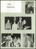 1963 Dekalb High School Yearbook Page 92 & 93