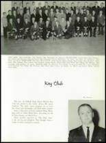 1963 Dekalb High School Yearbook Page 108 & 109