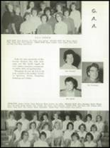 1963 Dekalb High School Yearbook Page 110 & 111