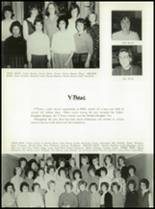 1963 Dekalb High School Yearbook Page 116 & 117