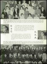 1963 Dekalb High School Yearbook Page 120 & 121
