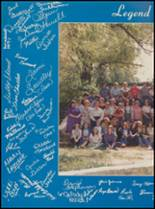 1982 Chelsea High School Yearbook Page 12 & 13