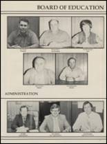 1982 Chelsea High School Yearbook Page 14 & 15