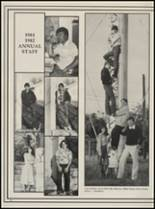 1982 Chelsea High School Yearbook Page 18 & 19