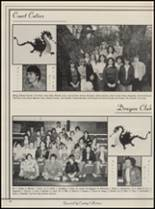 1982 Chelsea High School Yearbook Page 22 & 23