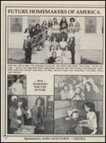 1982 Chelsea High School Yearbook Page 26 & 27