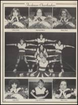 1982 Chelsea High School Yearbook Page 34 & 35