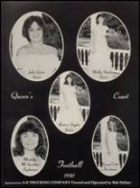 1982 Chelsea High School Yearbook Page 36 & 37