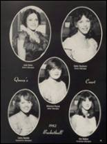 1982 Chelsea High School Yearbook Page 38 & 39