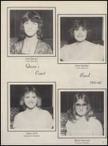 1982 Chelsea High School Yearbook Page 40 & 41