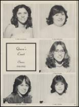 1982 Chelsea High School Yearbook Page 42 & 43